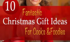 10 Fantastic Christmas Gift Ideas For Cooks