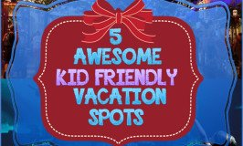 5 Awesome Christmas Kid Friendly Vacation Spots