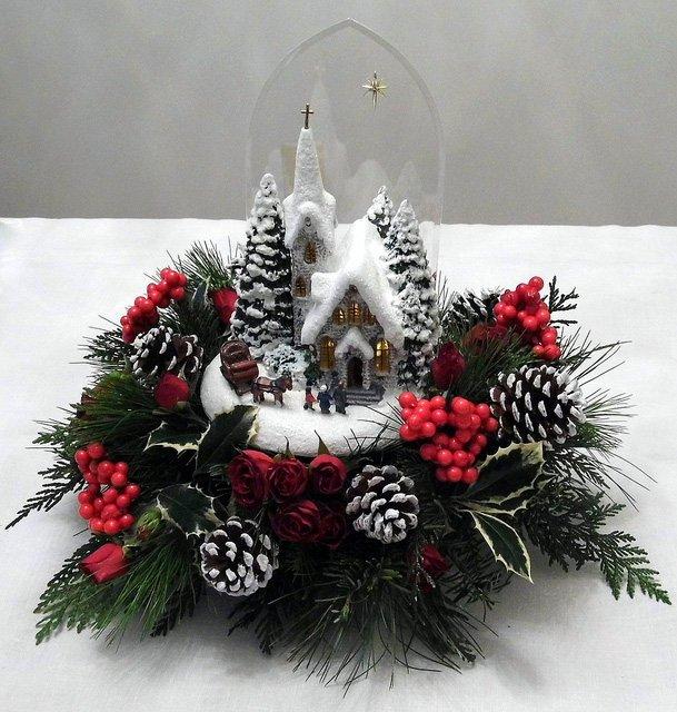 Christmas Centerpiece
