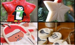Make Your Own Holiday Dough Ornaments Recipe