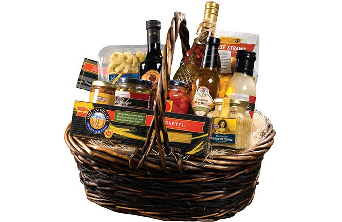 Christmas Gift Baskets Ideas - For That Hard-To-Buy Person