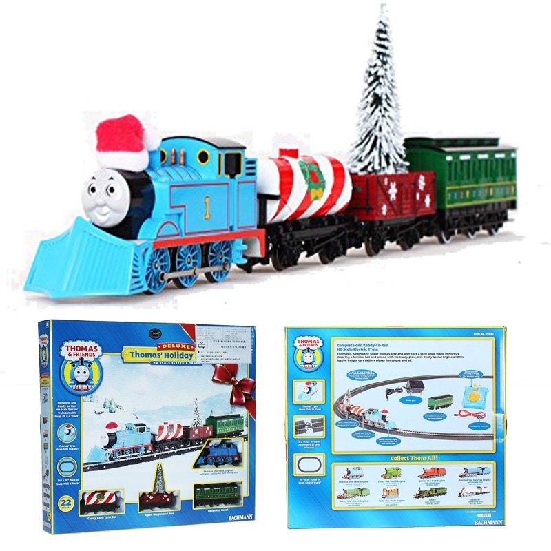 Thomas Holiday Special Ready-to-Run HO Train Set