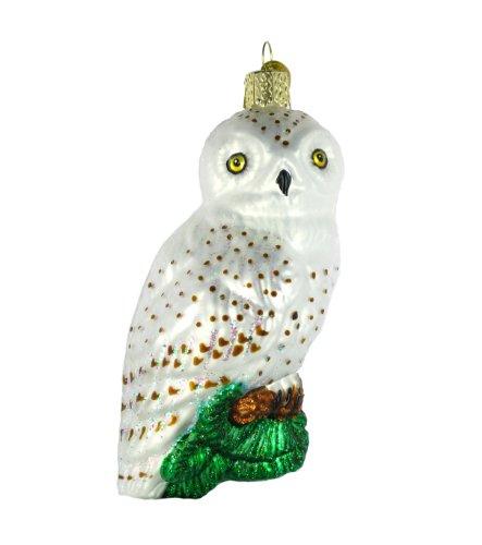 Owl Christmas Tree Ornaments Whimsical Fun Owls for Your Christmas