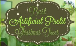 Best Artificial Prelit Christmas Trees