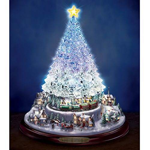 Tabletop Christmas Tree With Lights