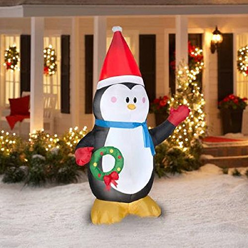 buy penguin inflatable outdoor decorations online