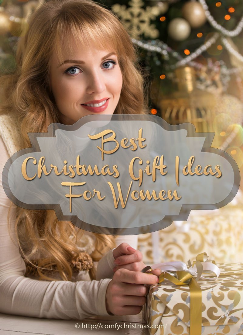 Great Christmas Gift Ideas For Women Comfy Christmas