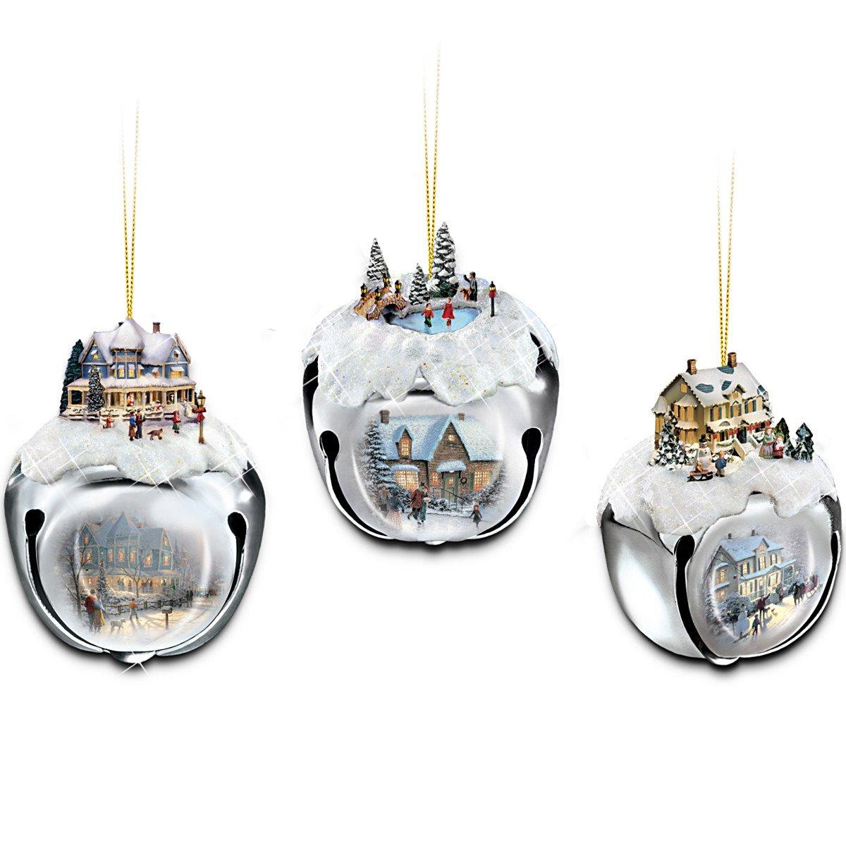 Thomas Kinkade Christmas Tree Ornaments Comfy Christmas