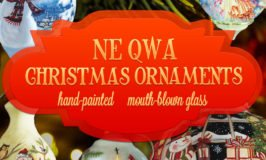 Ne Qwa Christmas Ornaments