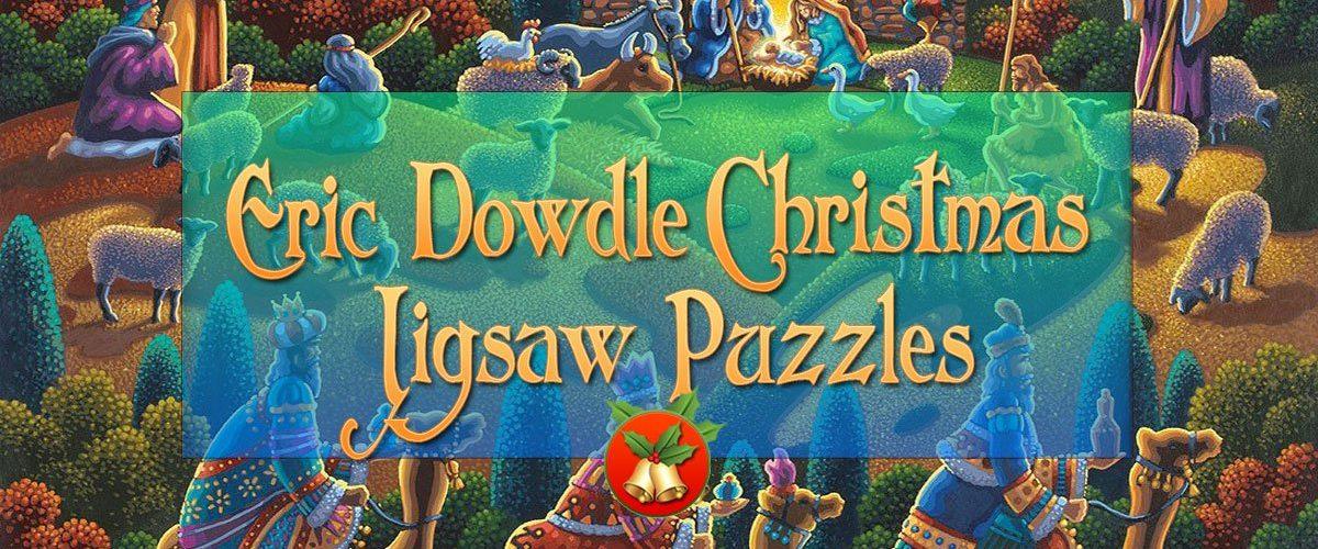Eriv Dowdle Christmas Puzzles