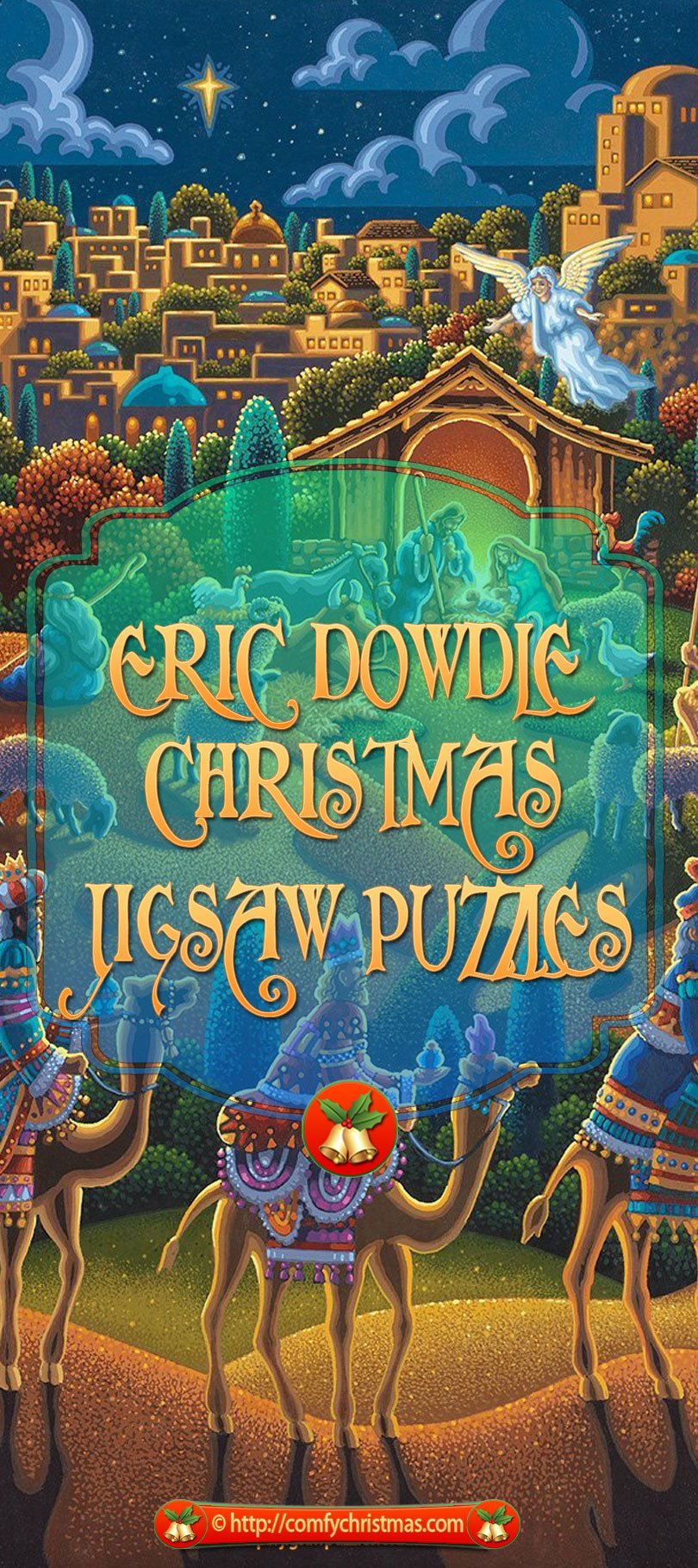 Eric Dowdle Christmas Puzzles