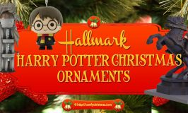 Hallmark Harry Potter Christmas Ornaments