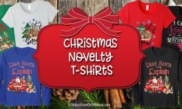 Christmas Novelty T Shirts