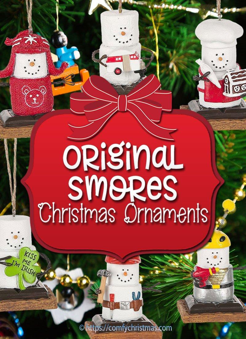 Original Smores Ornaments
