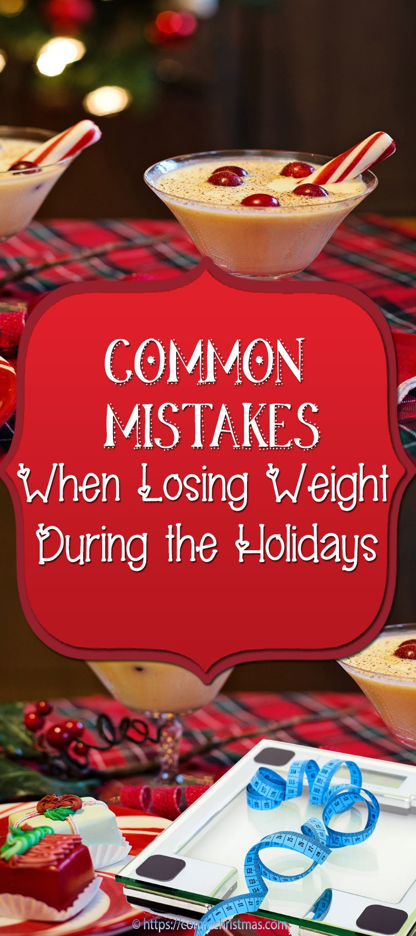 Losing Weight During Holidays