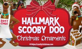 Hallmark Scooby Doo Ornaments