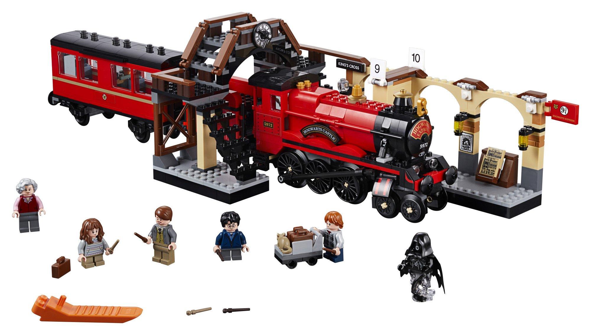 Harry Potter Lego Train Set - Hogwarts Express 75955 Building Kit