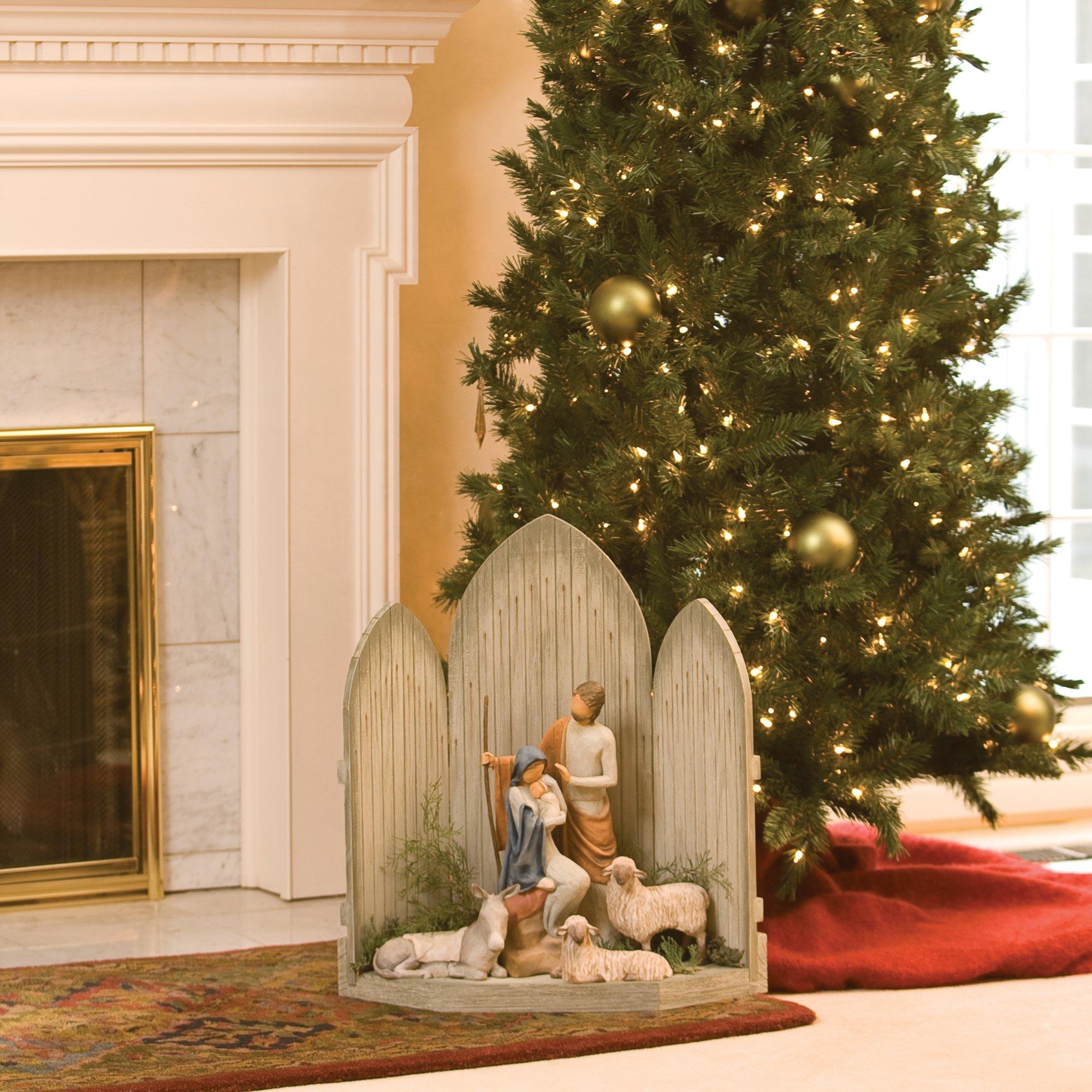 Willow Tree Christmas Story Nativity Set Comfy Christmas