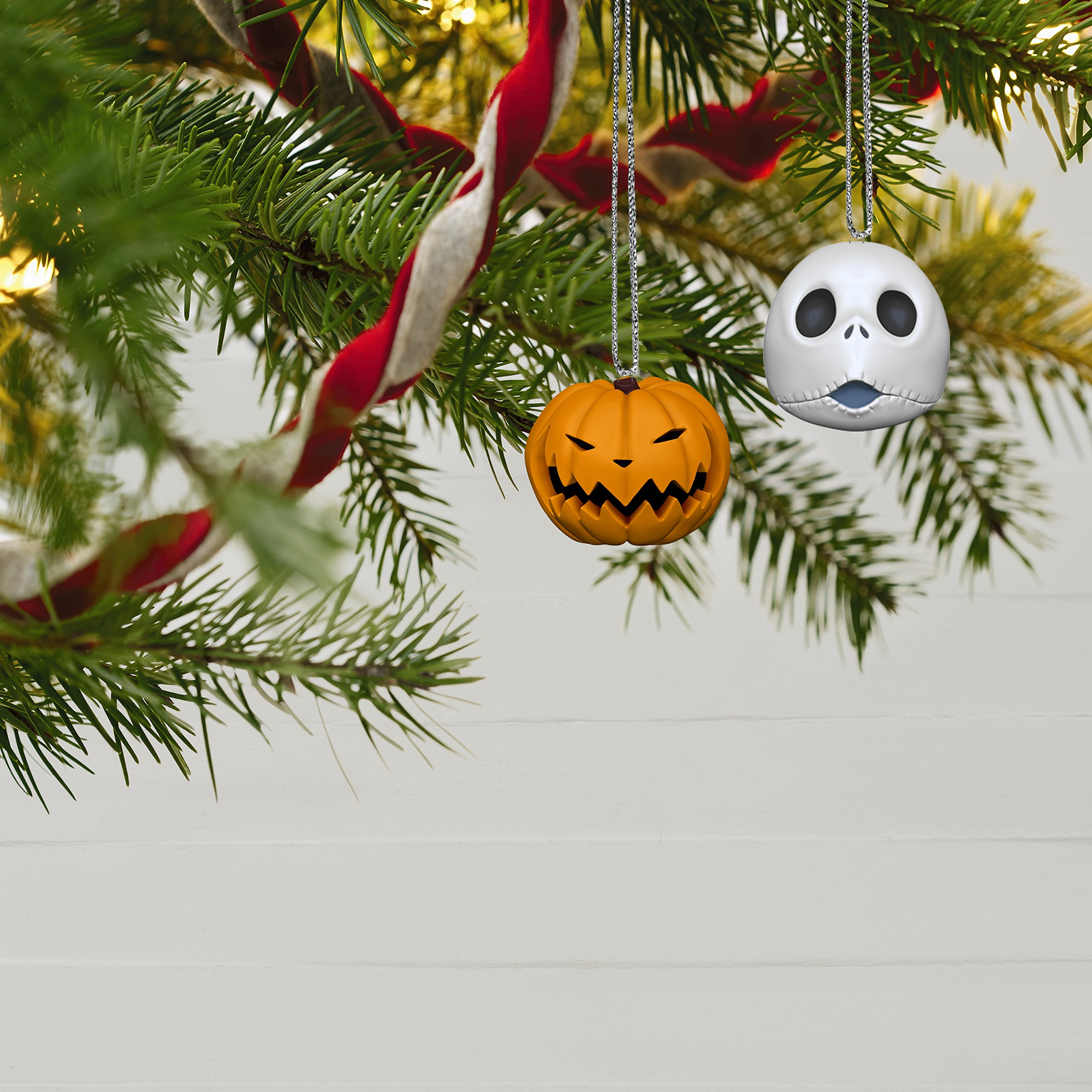 nightmare before christmas hallmark ornaments - The Nightmare Before Christmas Decorations