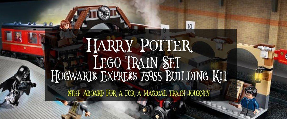 Harry Potter LEGO Train Set