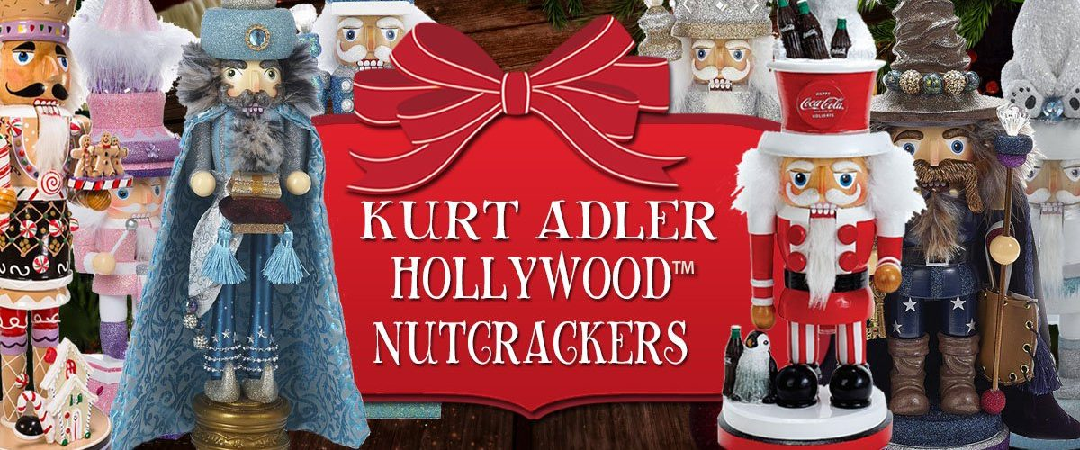 Kurt Adler Hollywood Nutcrackers