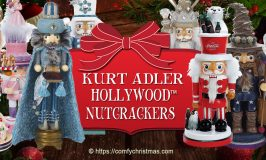 Kurt Adler Hollywood Nutcrackers
