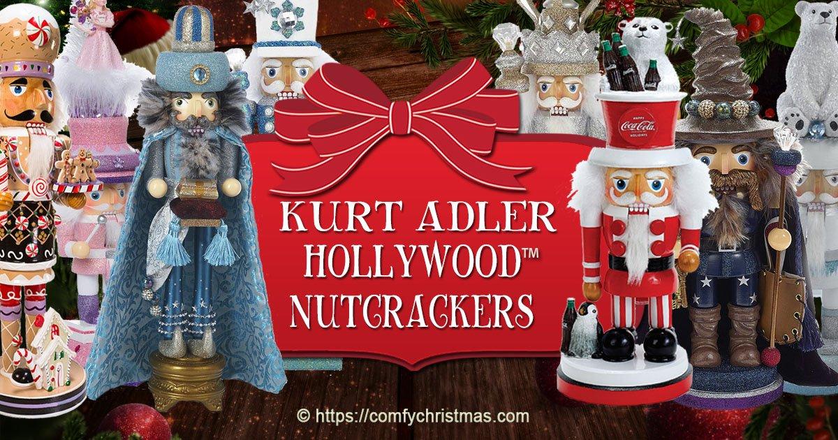"Kurt Adler 19/"" Hollywood Nutcracker Suite Nutcracker"