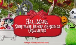 Nightmare Before Christmas Hallmark Ornaments