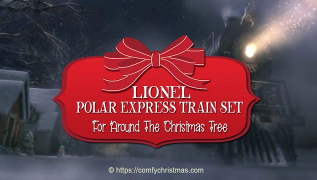 Lionel Polar Express Train Set
